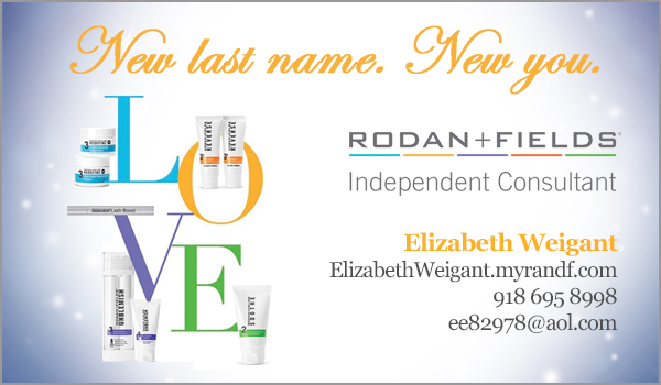 Photo Highlighting Rodan and Fields Consultant